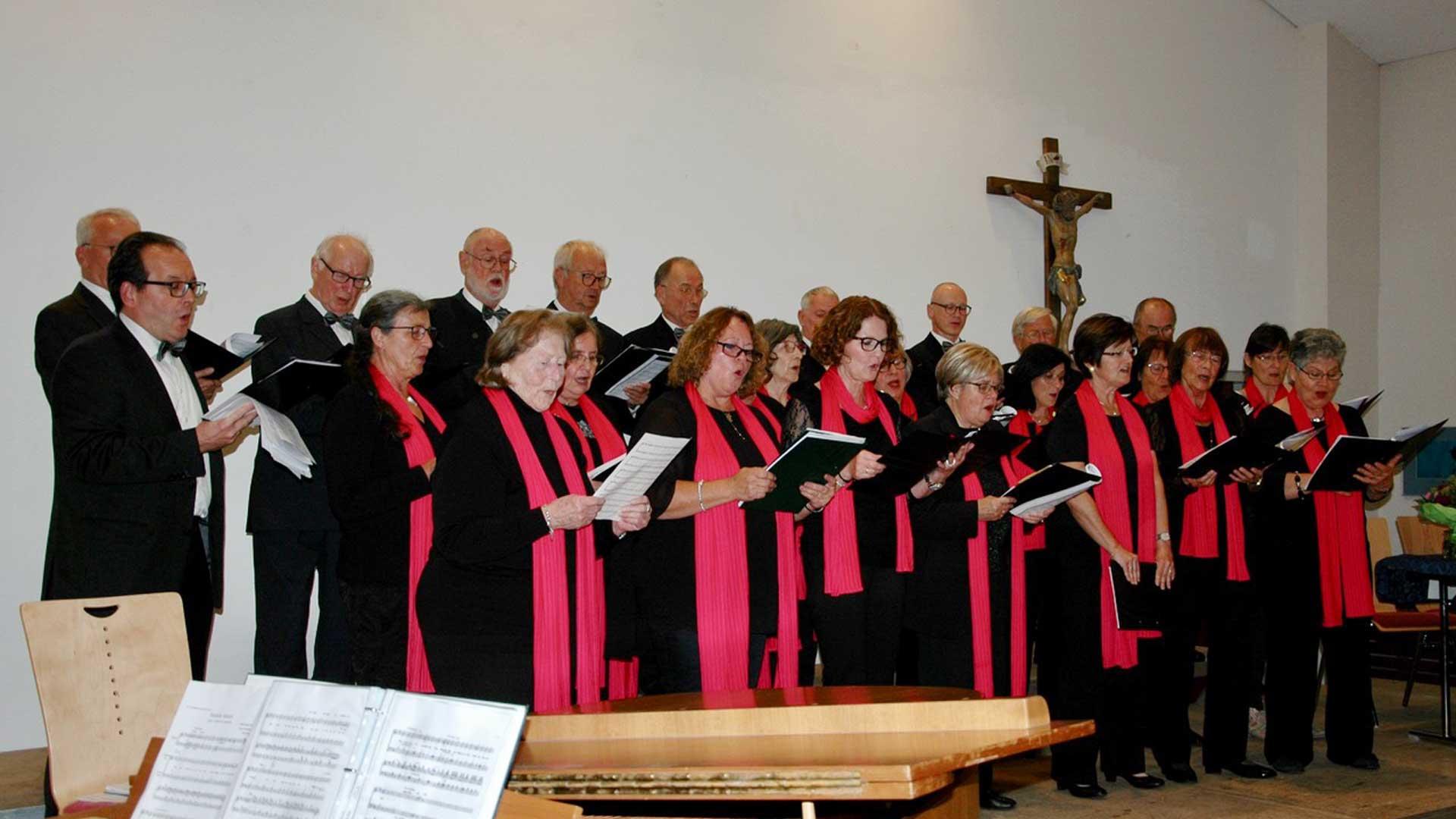 Chorgemeinschaft Liederkranz Krumbach 1862 e.V. Konzert